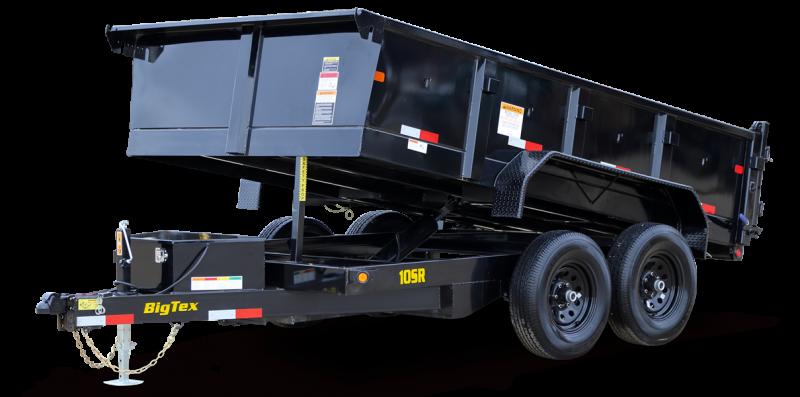 2021 Big Tex Trailers 10SR 83 X 12 Dump Trailer