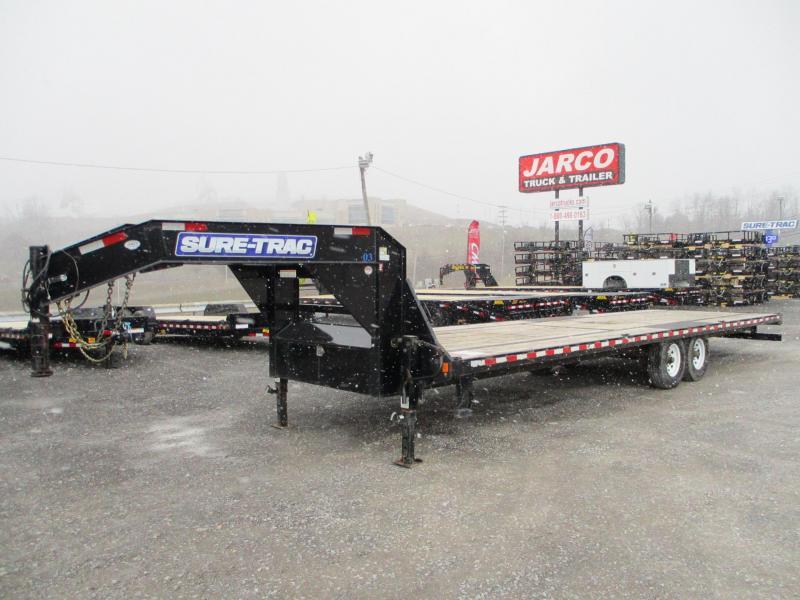 2018 Sure-Trac 8.5 X 30 Equipment Trailer