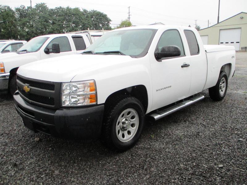 2012 Chevrolet Silverado 1500 4X4 Truck