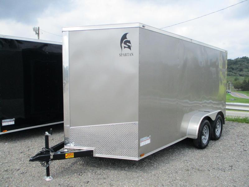 2022 Spartan Cargo 7 X 14 Enclosed Cargo Trailer