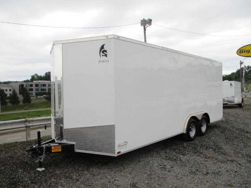 2021 Spartan Cargo 8.5 X 20 Enclosed Cargo Trailer