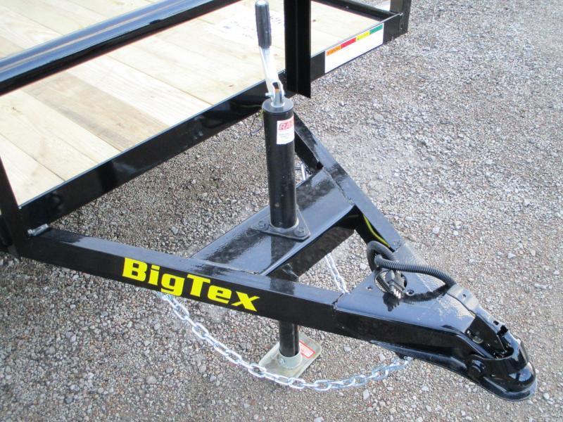 2021 Big Tex Trailers 35SA 77 X 12 Utility Trailer