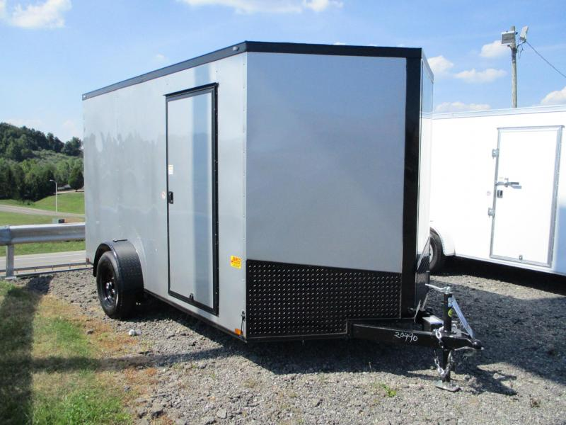 2021 Spartan Cargo 7 X 12 Enclosed Cargo Trailer