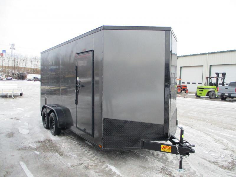 2021 Spartan Cargo 7 X 16 Enclosed Cargo Trailer