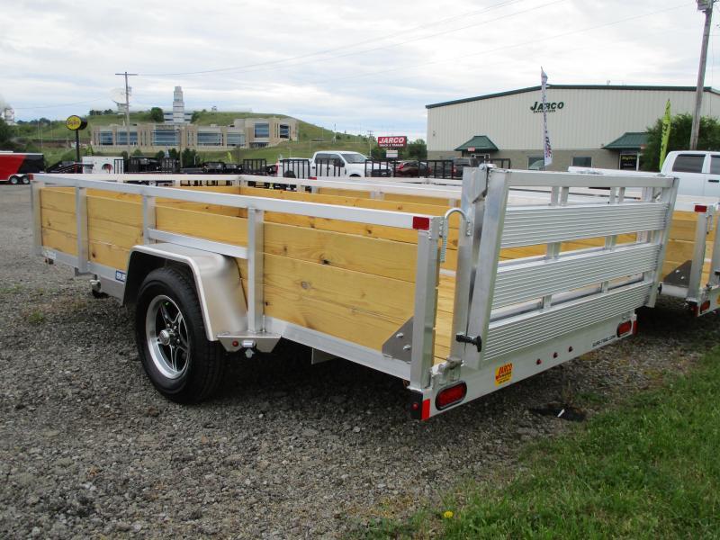 2020 Sure-Trac 6 X 12 Aluminum Tube Top Three Board  3K