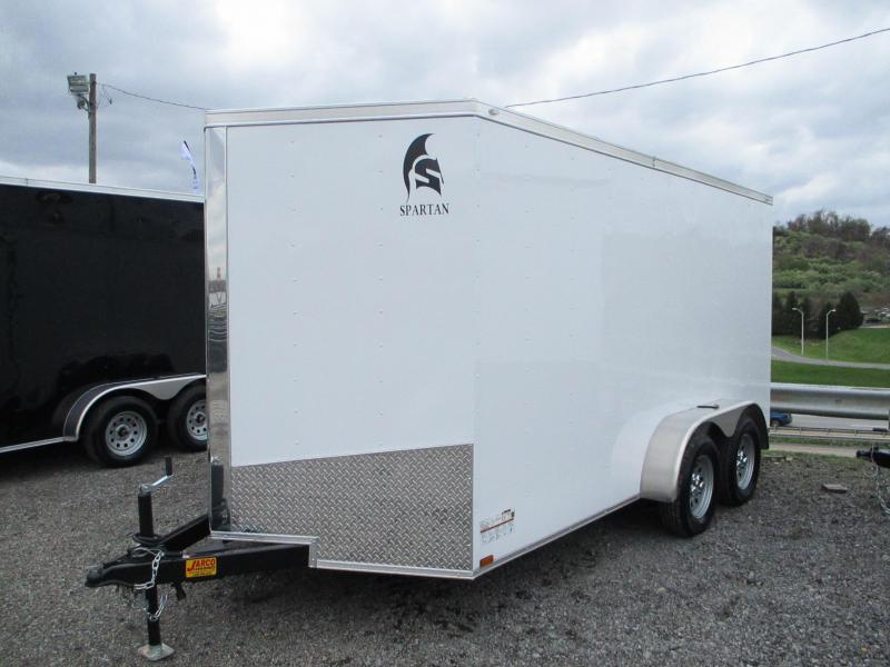 2021 Spartan Cargo 7 X 14 Enclosed Cargo Trailer
