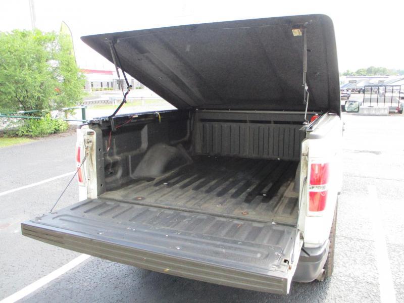 2012 Ford F-150 Super Crew XL 4X4 Truck