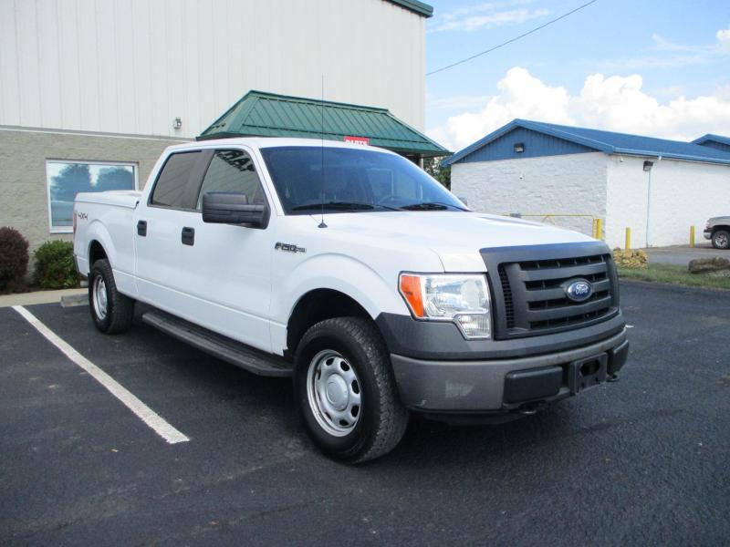 2012 Ford F-150 Super Crew XL 4X4 Truck