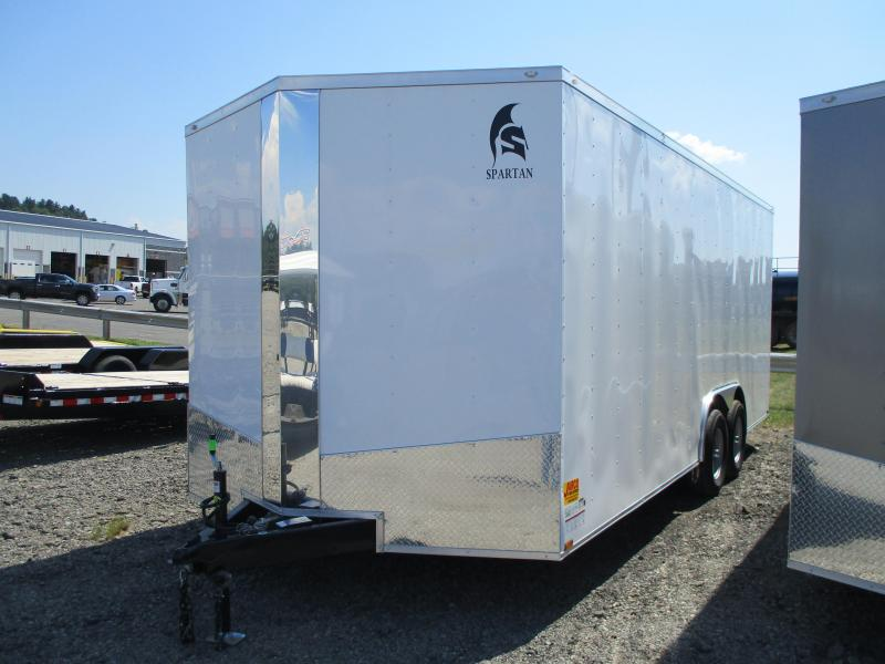 2021 Spartan Cargo 8.5 X 20 Enclosed Cargo Trailer