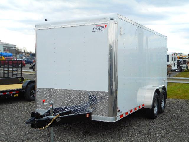2021 Bravo Trailers Star 7 X 16 Enclosed Cargo Trailer
