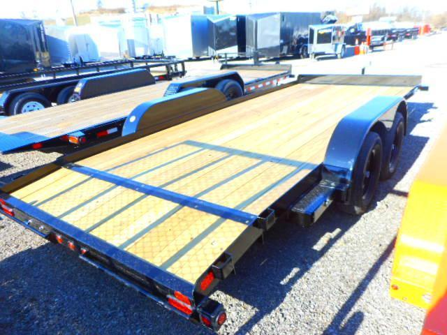 2021 Big Tex Trailers 70CH 83 X 20 Car / Racing Trailer