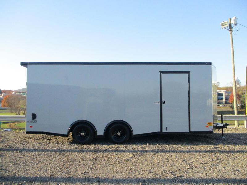 2021 Bravo Trailers Scout 8.5 X 20 Enclosed Cargo Trailer