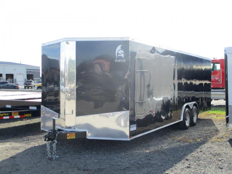 2022 Spartan Cargo Spartan 8.5X24TA Enclosed Cargo Trailer
