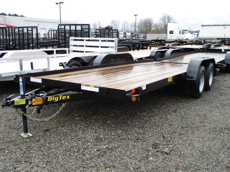 2021 Big Tex Trailers 60EC 7 X 18 Car / Racing Trailer