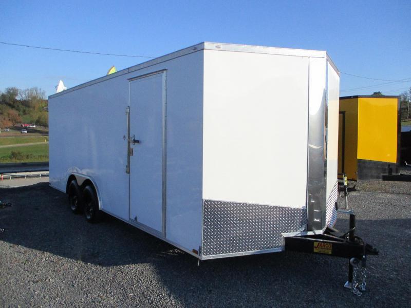 2022 Spartan Cargo 8.5 X 20 Enclosed Cargo Trailer