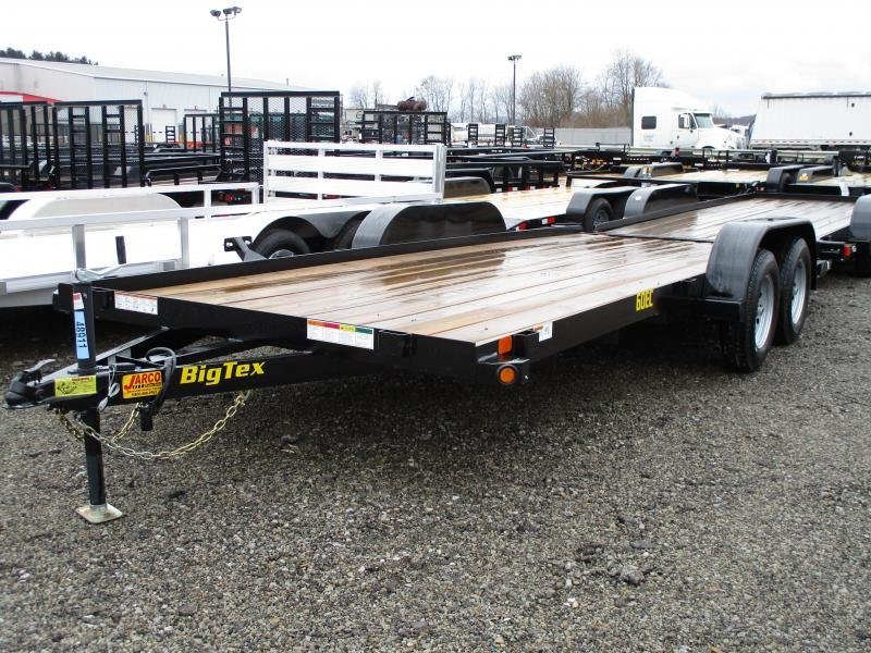 2021 Big Tex Trailers 60EC 7 X 16 Car / Racing Trailer