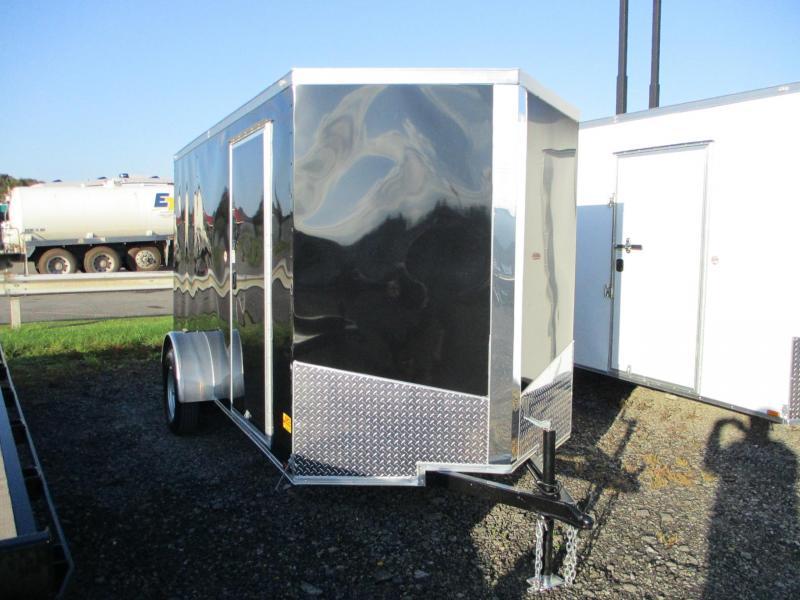 2022 Spartan Cargo 6 X 12 Enclosed Cargo Trailer