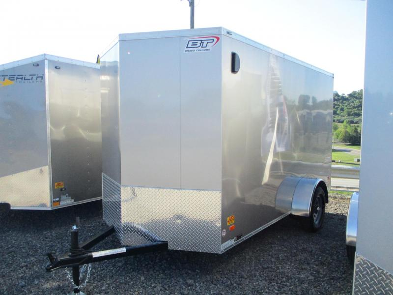 2021 Bravo Trailers SC612SA Enclosed Cargo Trailer