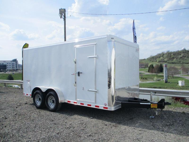 2021 Bravo Trailers 7 X 16 Star Enclosed Cargo Trailer