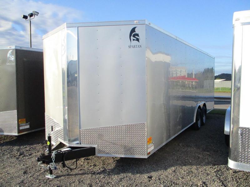 2021 Spartan Cargo 8.5 X 24 Enclosed Cargo Trailer
