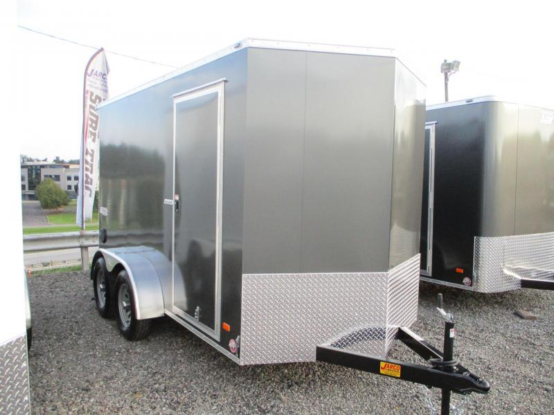 2022 Bravo Trailers Scout 6X12 Enclosed Cargo Trailer