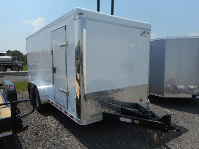2021 Bravo Trailers Star 7 X 16 Enclosed Cargo Trailer