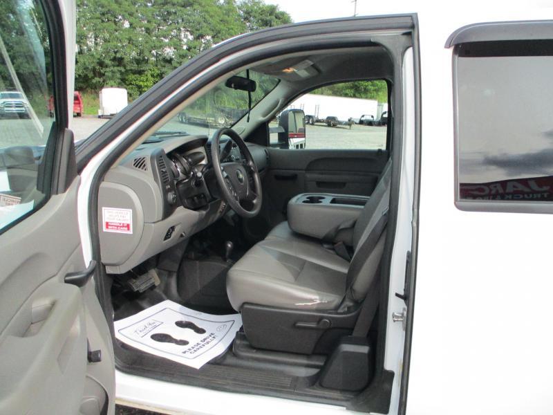 2012 Chevrolet Silverado 2500 HD 4X4 SUV