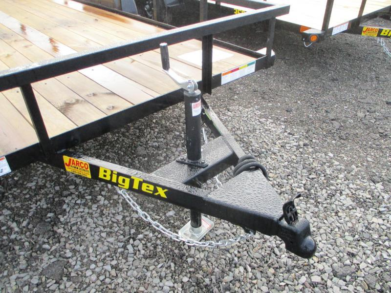 2022 Big Tex Trailers 35SA 6-1/2 X 10 Utility Trailer