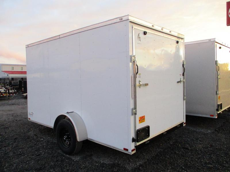 2021 Spartan Cargo 7 X 12 Enclosed Cargo Trailer