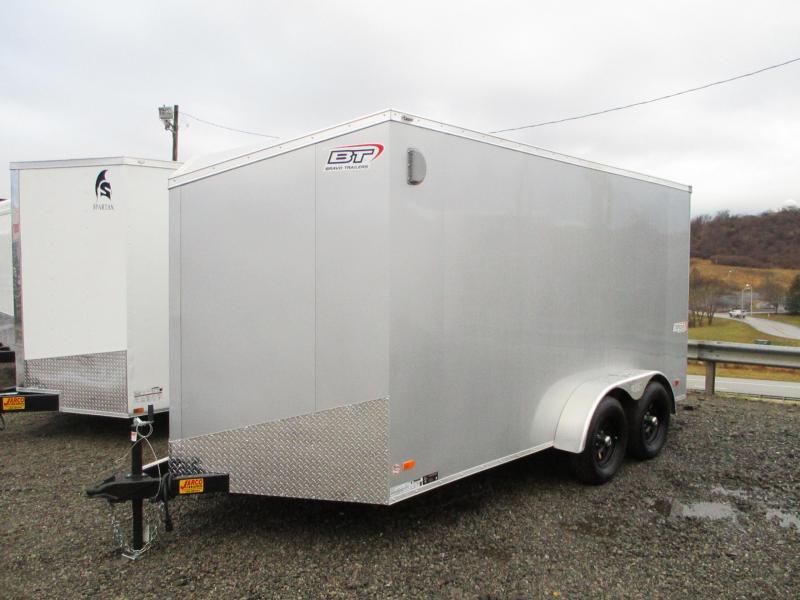 2021 Bravo Trailers Scout 7 X 14 Enclosed Cargo Trailer