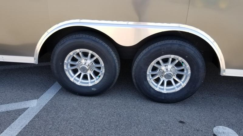 2021 Sure-trac 8.5'x24' C.hauler Charcoal 10k Enclosed Trailer