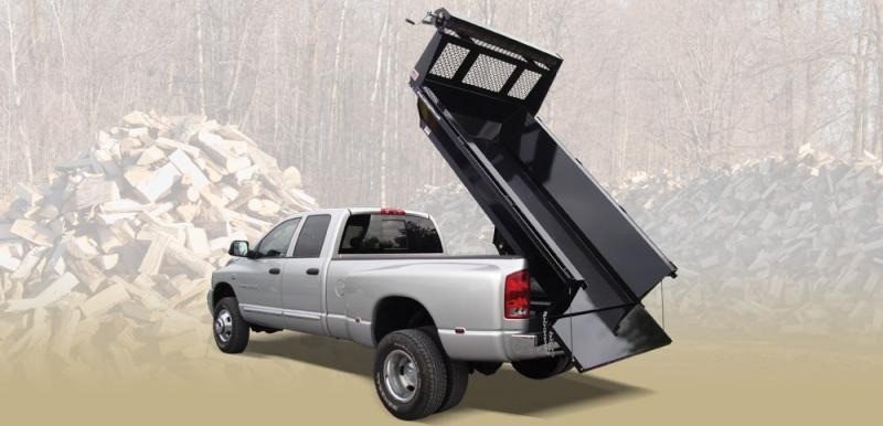 2019 Cam Superline 6' Dump Insert Truck Body