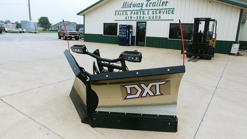 "2021 Boss 9'2"" Dxt Plow Stainless Snowplow"