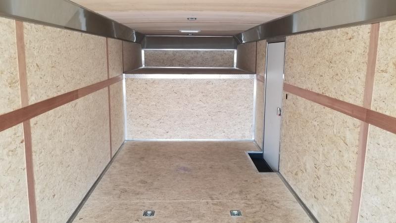 2022 Haulmark 8.5'X36' GN EDGE 12K CHARCOAL Cargo / Enclosed Trailer