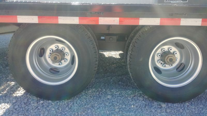 2021 Sure-trac 8.5'x30'+5' Gn 25.9k Deck Over Trailer