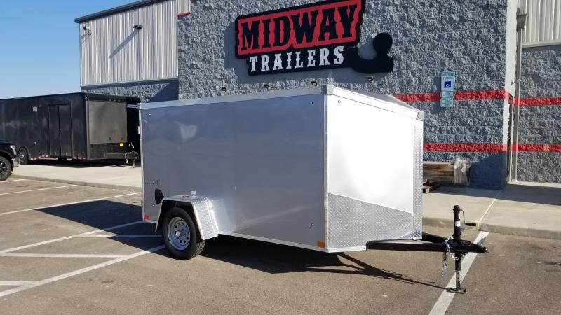 2022 Stealth Trailers 5'X10' 3K SILVER Cargo / Enclosed Trailer