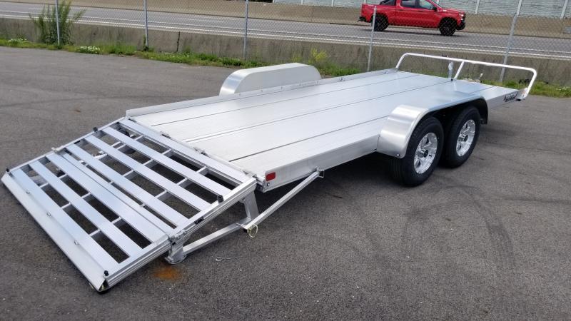 2020 Triton 7'x16' Alum 7k Utility Trailer