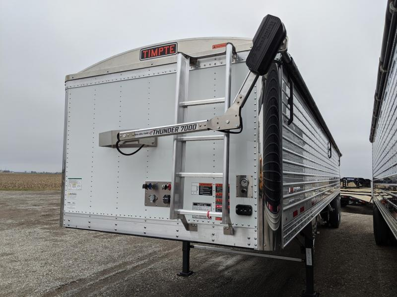 2021 Timpte 40' Grain Hopper Hopper Trailer