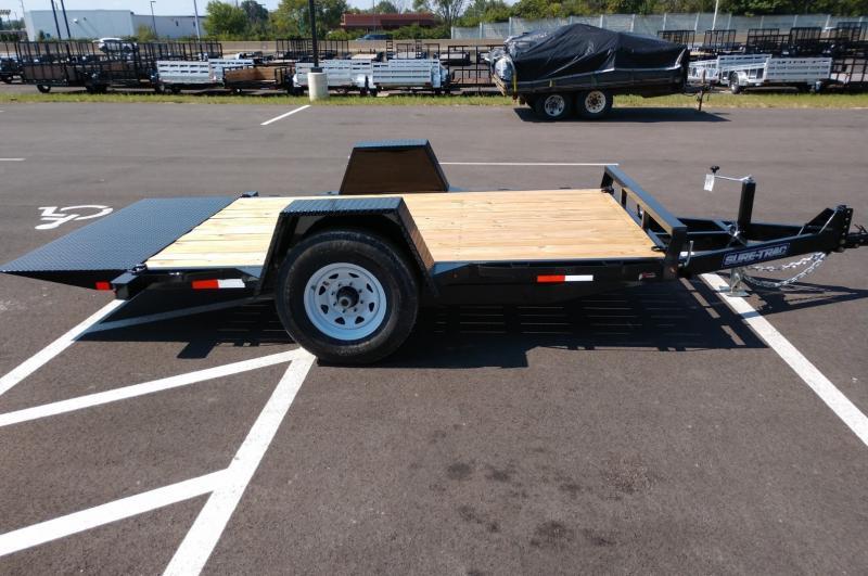 2021 Sure-trac 6.5' X 12' Tilt Bed Equipment Equipment Trailer