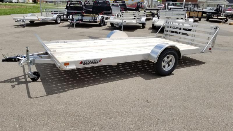 2020 Triton 7'x14' Alum 3k Wood Deck Utility Trailer