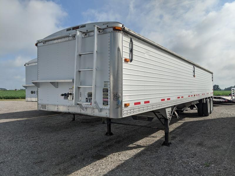 2007 Timpte 40' Grain Hopper Hopper Trailer