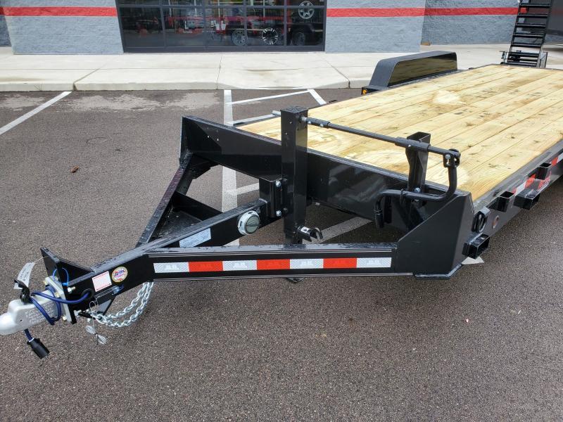 2021 B-b Trailers 7'x20' Equipment 16k Equipment Trailer