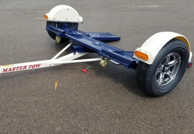 """2021 Master Tow 80"""" ELECTRIC BRAKE DOLLY 3K Tow Dolly"""