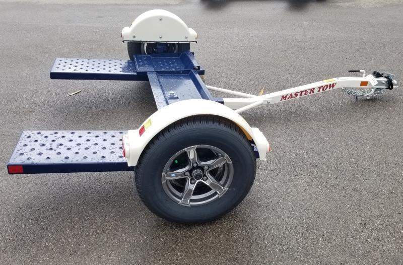 "2021 Master Tow 80"" Electric Brake Dolly 3k Car Dolly"