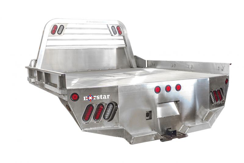 "2022 Norstar AR 8'6"" X 84"" ALUM Truck Bodies"