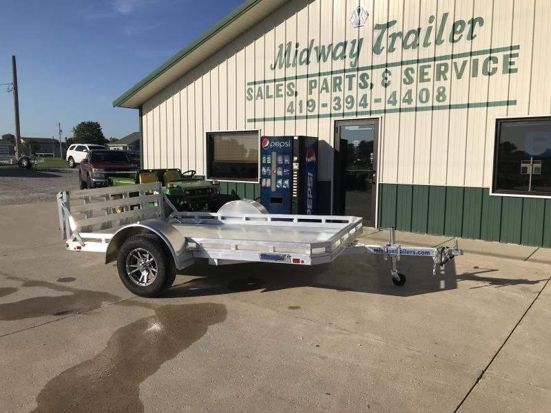 2020 Mission 6.5x10 Ar 2.0 3k Utility Trailer
