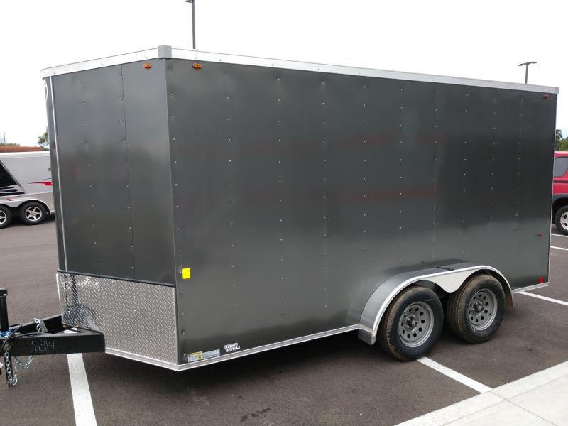 2021 Interstate 7' X 14' Enclosed Enclosed Trailer