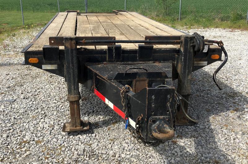 1991 Belshe 8x18+4 Deckover 22k Deck Over Trailer