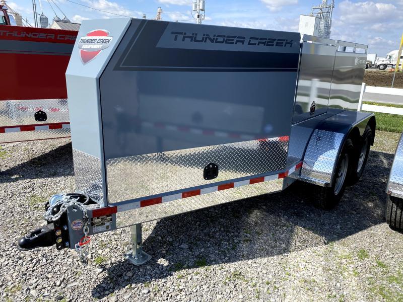 2021 Thunder Creek Equipment FST750 G3 T-4 Fuel Trailer