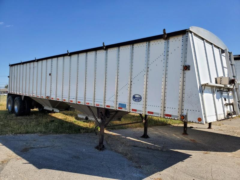 2009 Merritt Equipment 40X96X66 HOPPER TRAILER Hopper Trailer